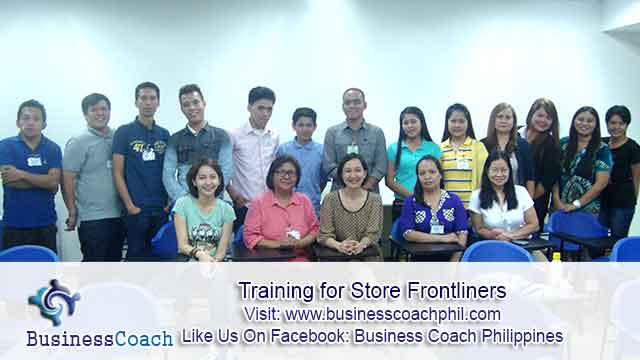 Training for Store Frontliners (1)