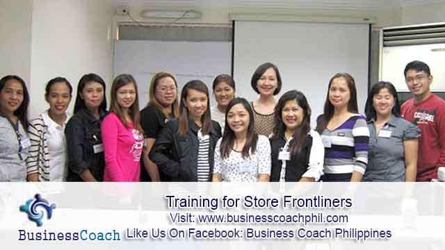 Training for Store Frontliners (2)