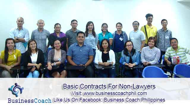Basic Contracts For Non-Lawyers (1)