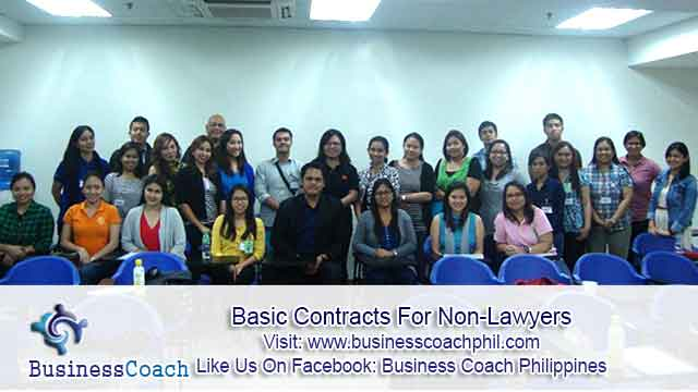 Basic Contracts For Non-Lawyers (2)