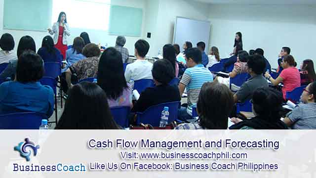Cash Flow Management and Forecasting (2)