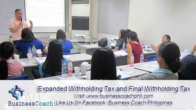 Expanded Withholding Tax and Final Withholding Tax (3)