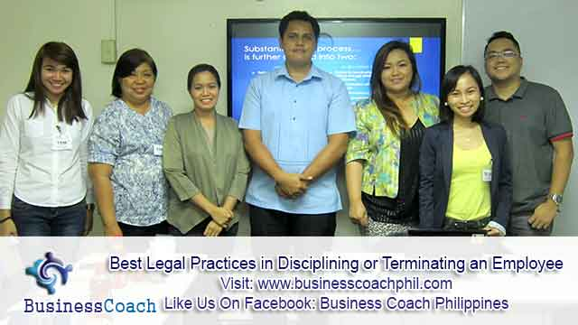 Best Legal Practices in Disciplining or Terminating an Employee (3)