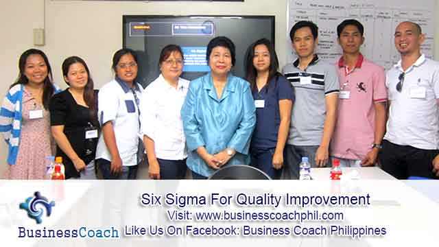Six Sigma For Quality Improvement (1)