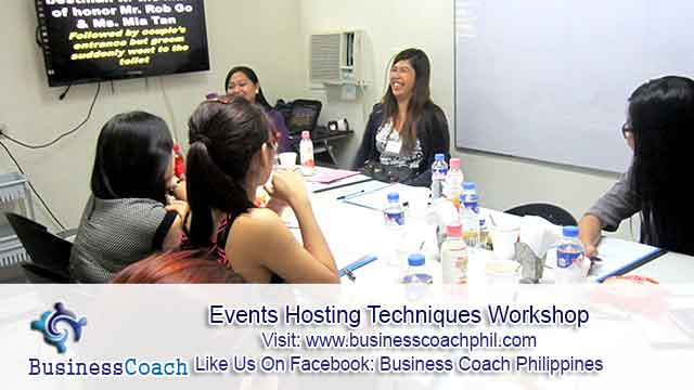 Events Hosting Techniques Workshop (2)