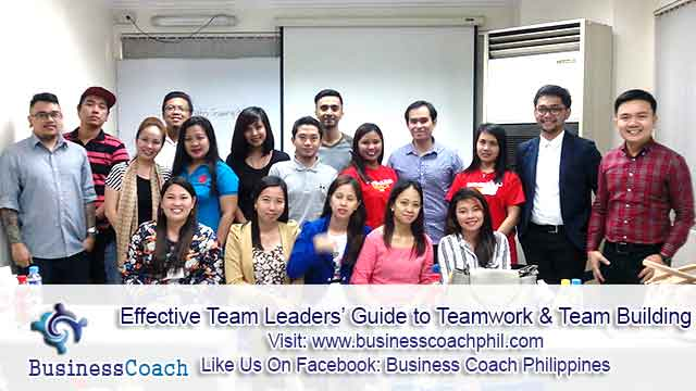 Effective Team Leaders' Guide to Teamwork and Team Building (1)