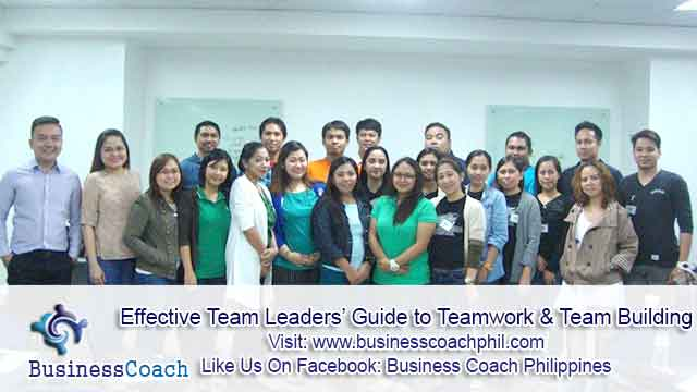 Effective Team Leaders' Guide to Teamwork and Team Building (2)