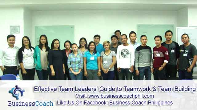 Effective Team Leaders' Guide to Teamwork and Team Building (3)