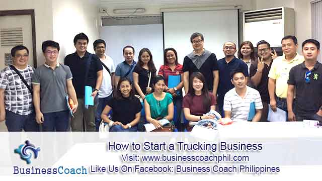 How to Start a Trucking Business 1
