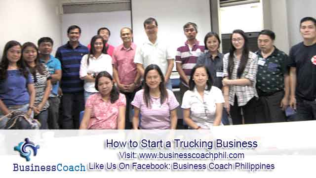 How to Start a Trucking Business  3