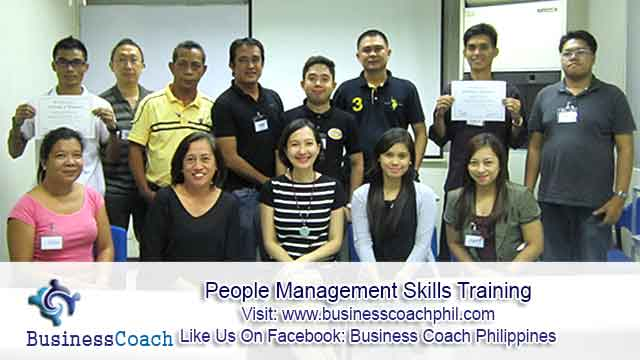 People Management Skills Training